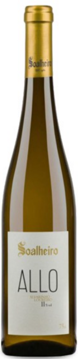 Allo - Premium White Wine (Alvarinhi and Loureriro Blend)