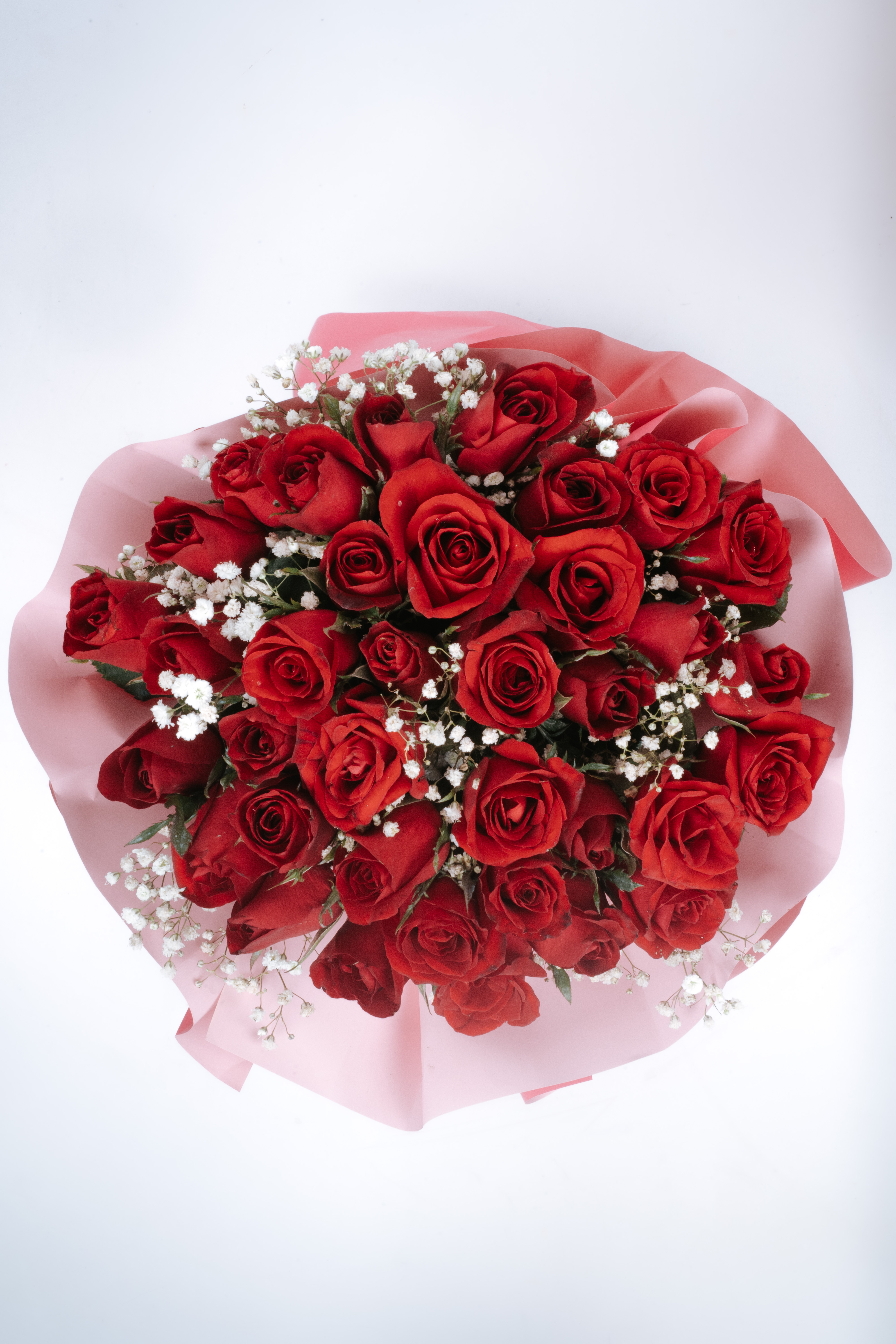3 Dozen Red Rose Bouquet